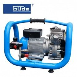 Compressor AIRPOWER 240/10/5 / GÜDE 50096 / 10 bar, 5 L