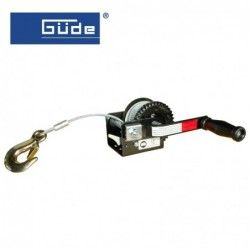 Winch 360 kg 10 M cable / GÜDE 55125 /