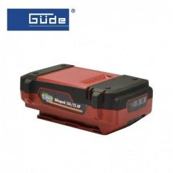 Battery  Li-Ion / GÜDE 95603 / 2AH, 25.2 V