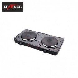 Electric hot plate 2000 W KP10277 / GRAFNER 15424 /