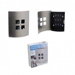 Metal box for keys, 9 hooks / KINZO 8711252539874 /