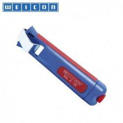 Инструмент за оголване на кабели Ø 4-16 мм / WEICON 50050116 /