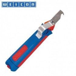 Инструмент за оголване на кабели Ø 4-28 мм / WEICON 50054328 /