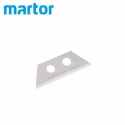 Spare blade for utility knife SECUNORM PROFI40 / Martor 119001 and 116006 / 10 pcs.