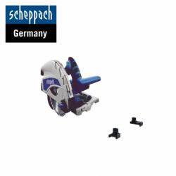 Plunge circular saw PL75 / Scheppach 5901804901 / 1600 W, 210 mm