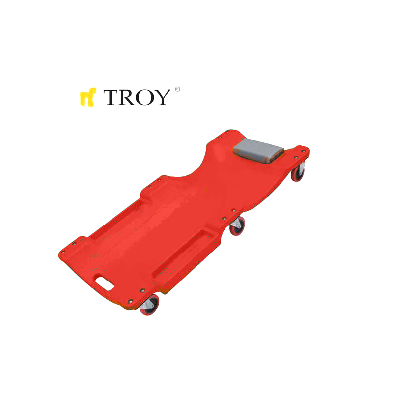 Plastic Creeper 910x430x110mm TROY - 3