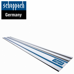 Водеща релса - алуминиева за циркуляр за PL75 / PL55 1400 мм  / Scheppach 4901802701 /