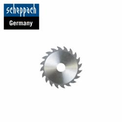 Циркулярен диск 24T за циркуляр PL55 / Scheppach 3901802704 /