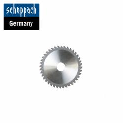 Циркулярен диск 72T за циркуляр PL75 / Scheppach 7901800602 /