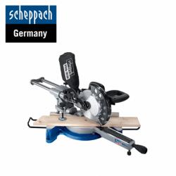 Комбиниран потапящ циркуляр за ъглово рязане HM80LXU / Scheppach 5901201901 / 1500 W, 210 мм
