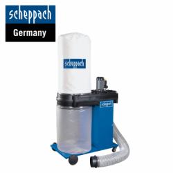 Dust collector vacuum system HD15 130 L / 1100 W / Scheppach 5906304901 /