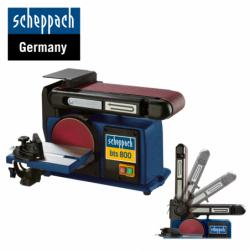 """Belt and disk Sander 6"""" BTS800 / Scheppach 4903302901 / 370 W"""