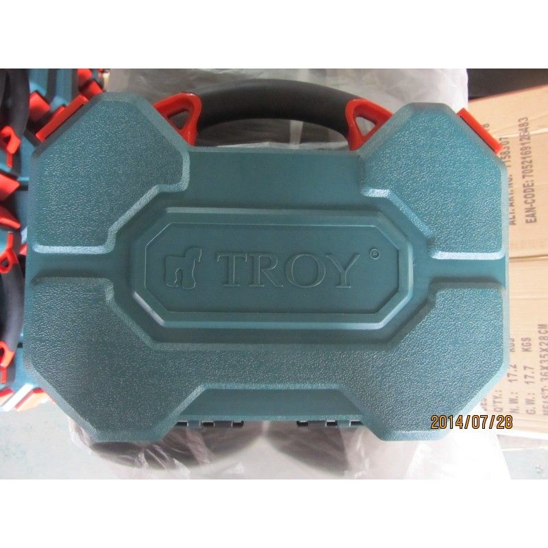 Socket Set 40Pieces, Metric / Troy 26100 / TROY - 3