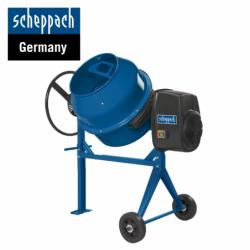 Електрически миксер за строителни разтвори MIX140 / Scheppach 5908404901 /