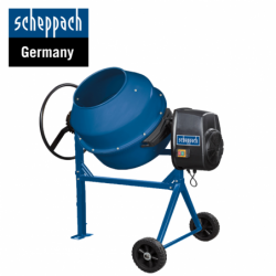 Електрически миксер за строителни разтвори MIX180 / Scheppach 5908406901 /