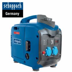 Инверторен електрогенератор SG2000 / Scheppach 5906208901 / 2000 W