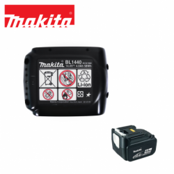 Battery  Li-Ion  / MAKITA BL1440 / 14.4V 4.0Ah