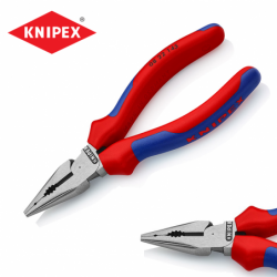 Combination pliers with narrow head 145 mm / KNIPEX 0822145 /