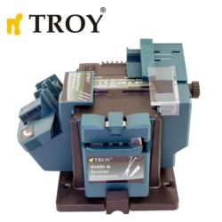 Универсална машина за заточване на инструменти / Troy 17056 / 96W 3