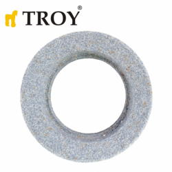 Grinding wheel suitable for universal sharpening station Troy 17058 for drill bits sharpening