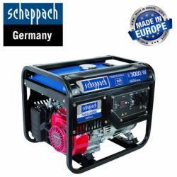 Електрогенератор SG3500 3.0 kW / Scheppach 5906209901 /
