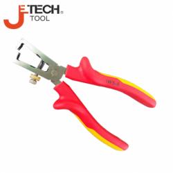 Клещи за оголване на кабели 165 мм / JeTECH IWS-6 /