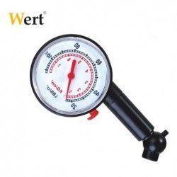 Манометър за гуми / Wert 2660 /