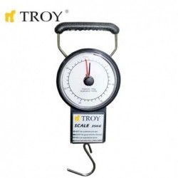 Hanging Scale 22 kg / Troy 90022 /