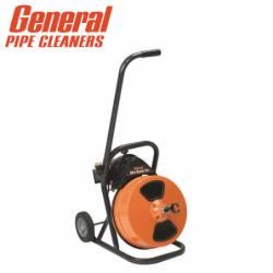 Електрическа машина за почистване на канали Mini Rooter PRO MRP-B / General pipe cleaners 113010 /