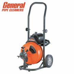 Електрическа машина за почистване на канали Mini Rooter XP P-XP-B / General pipe cleaners 111942 /