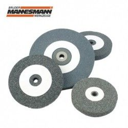 Grinding wheels for bench double grinder M 1225, diameter 150 mm, coarse / Mannesmann 1230-G-150 /