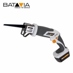 Акумулаторна ножовка 18 V с аксесоари 10 части / BATAVIA 7062250 /