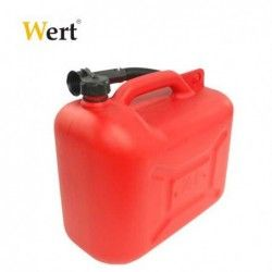 Plastic Spare Fuel Can 5lt