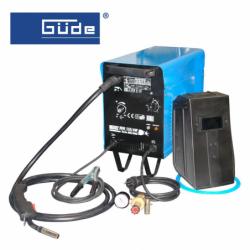 Gas welding machine MIG155 / 6W / GÜDE 20072 /