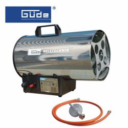 Газова  печка GGH 10, 10kW / GÜDE 85005 /