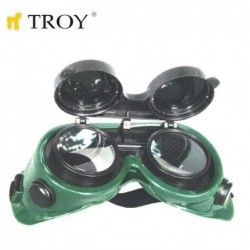 Dual Purpose Safety Goggles / Troy 27303 /
