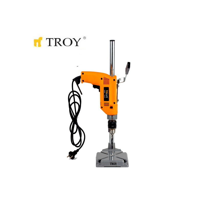 Adjustable Drill Stand 420mm / Troy /