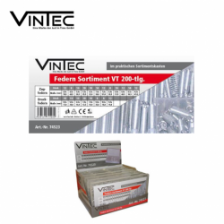 Комплект пружини 200 части / VINTECH 74523 /