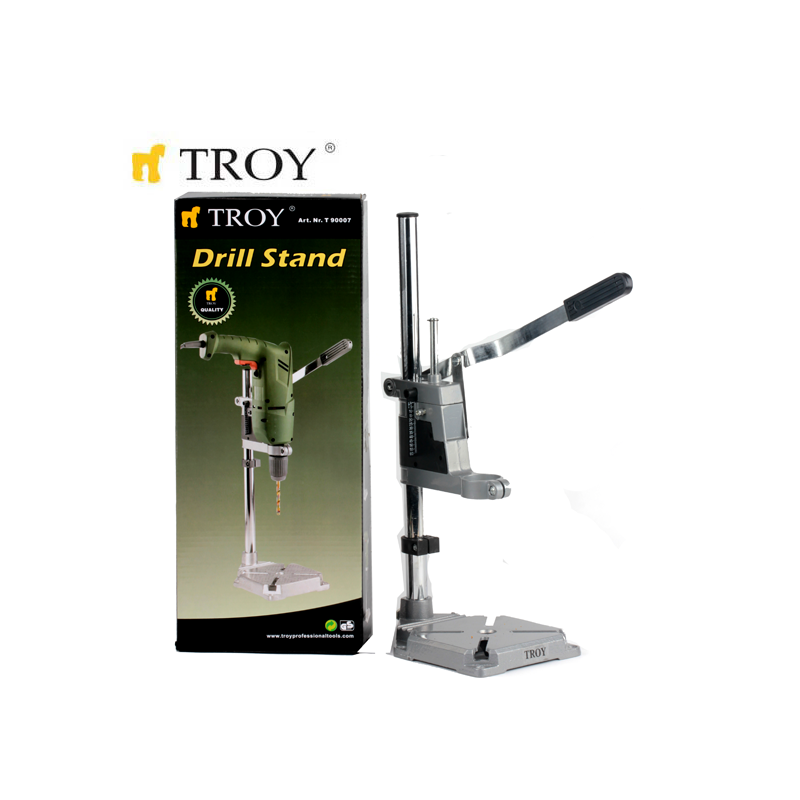 Adjustable Drill Stand 420mm / Troy 90007 / TROY - 3