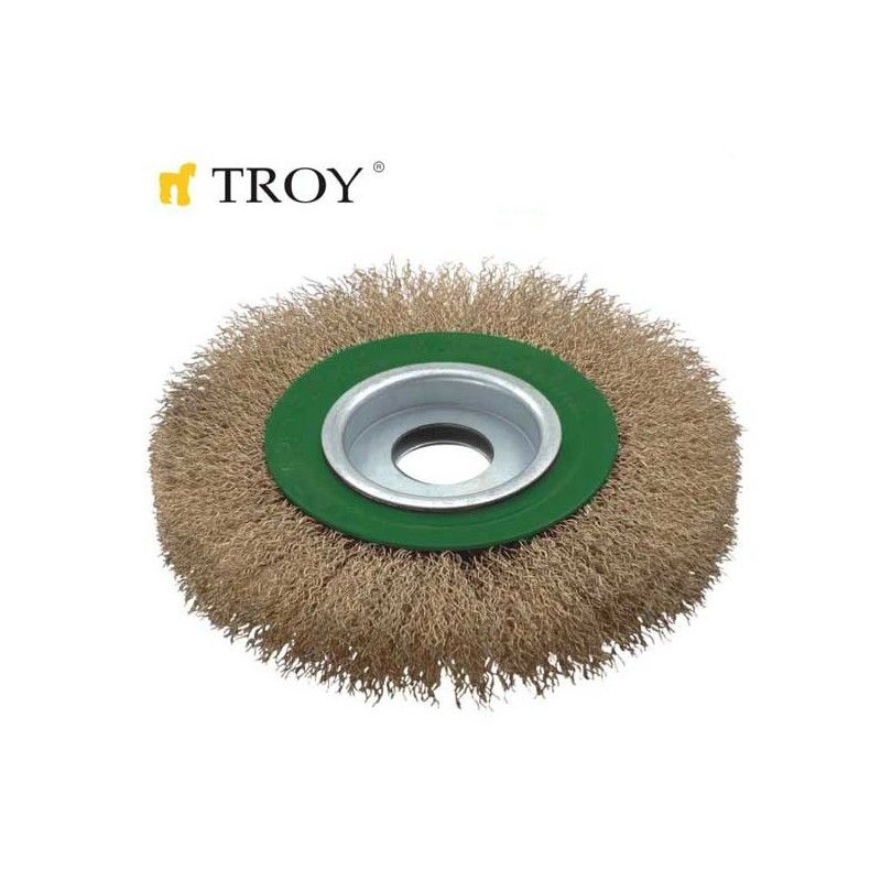 Circular Brush (100mm) TROY - 1