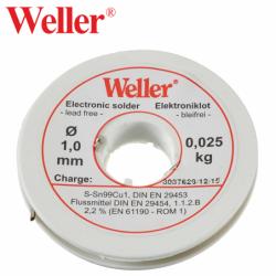 Тинол 1 мм / Weller EL 99/1-25 /Leadfree