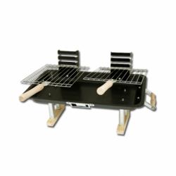 Hibachi table grill, Mini...