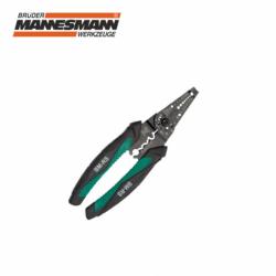 Клещи за оголване на кабели и кабелни обувки / Mannesmann 10875 /