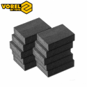 Sanding sponge P150 / VOREL 11310 / GRAFNER - 1