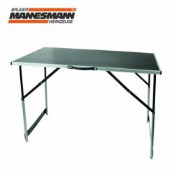 Мултифункционална сгъваема маса / Mannesmann 70111 /