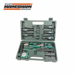 Tool set in case 31 pieces...