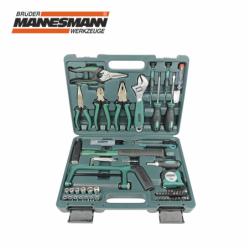 Tool set in case 74 pieces...