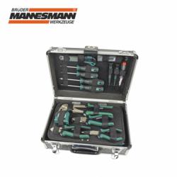 Комплект инструменти в куфарче 90 части / Mannesmann 29067 /