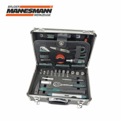 Комплект инструменти в куфарче / Mannesmann 29067 / 2