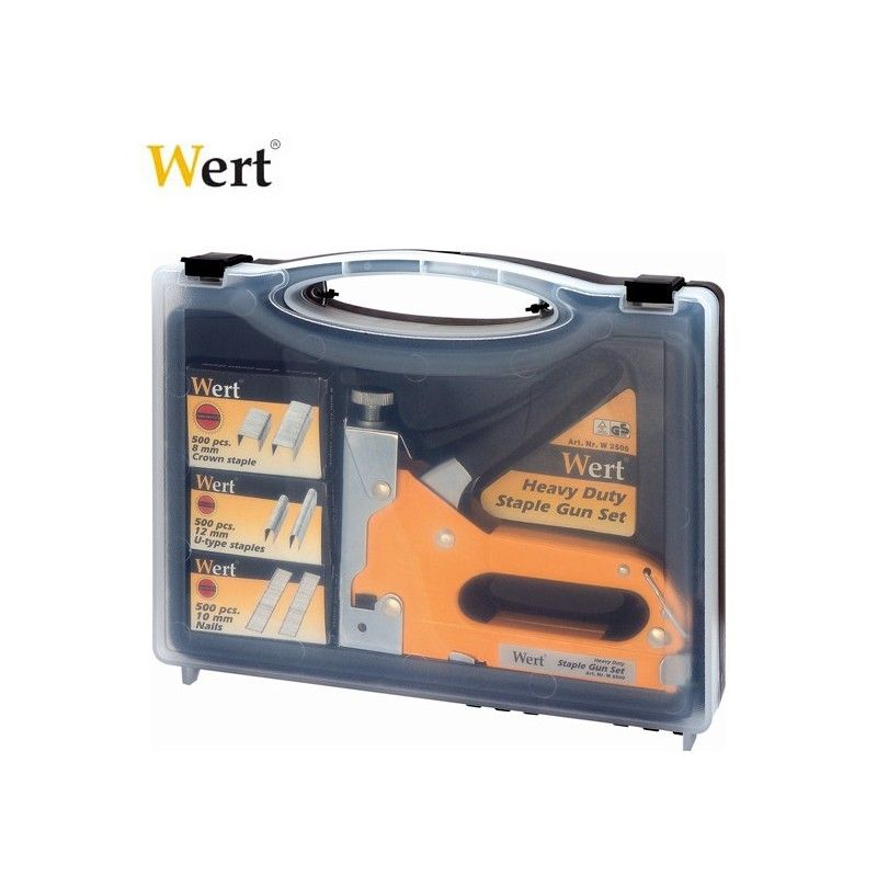 Staple Gun Set WERT - 2